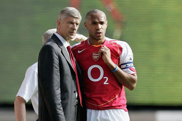 Wenger with Henry.jpg