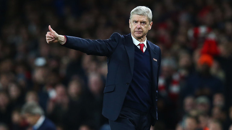 Wenger Thumbs Up.jpg