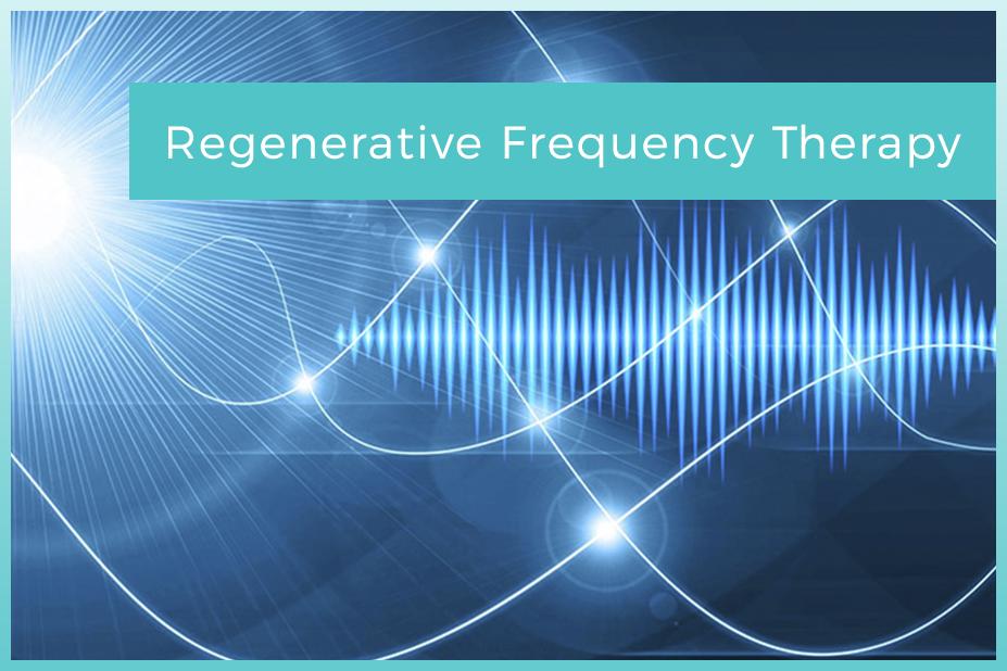 ReGenu Regenerative Frequency Therapy + Bio Feedback