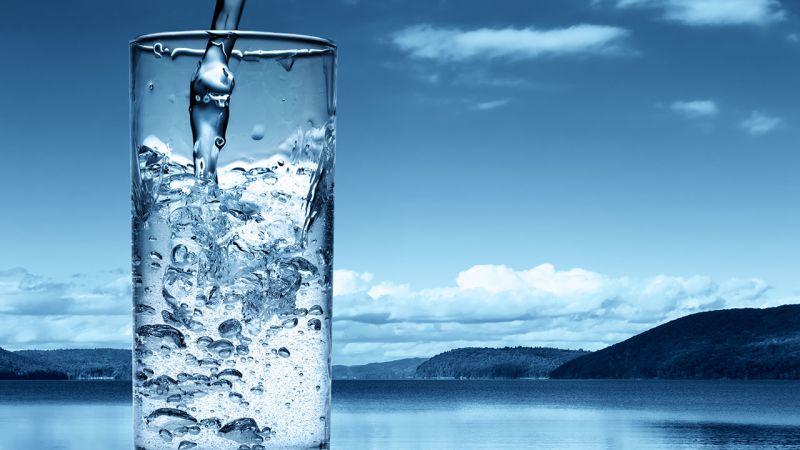 Did you know that water is one of the most important nutrients in the body? -