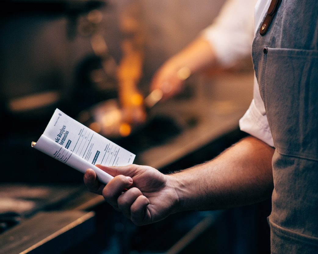 Cooks Book is dependable, durable, relevant and versatile.
