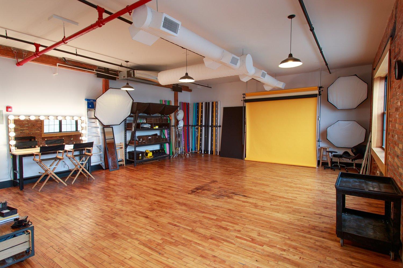 Egg Studios NYC - Brooklyn Photo Studio Rental