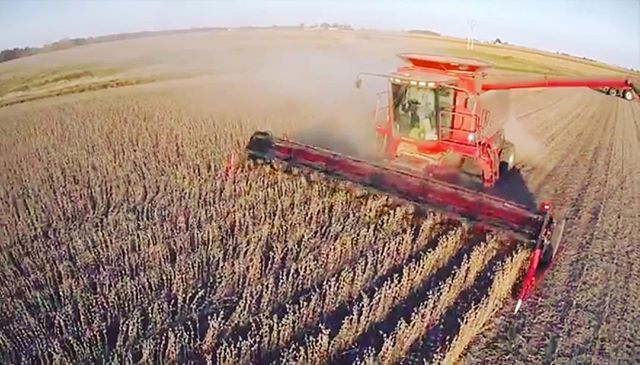 Midwest harvest. We helped Fratco create their brand video and found great results through asking the right questions to help tell their story. #midwest #brandvideo #storytelling #farming #agriculture #video #brandvideo #love
