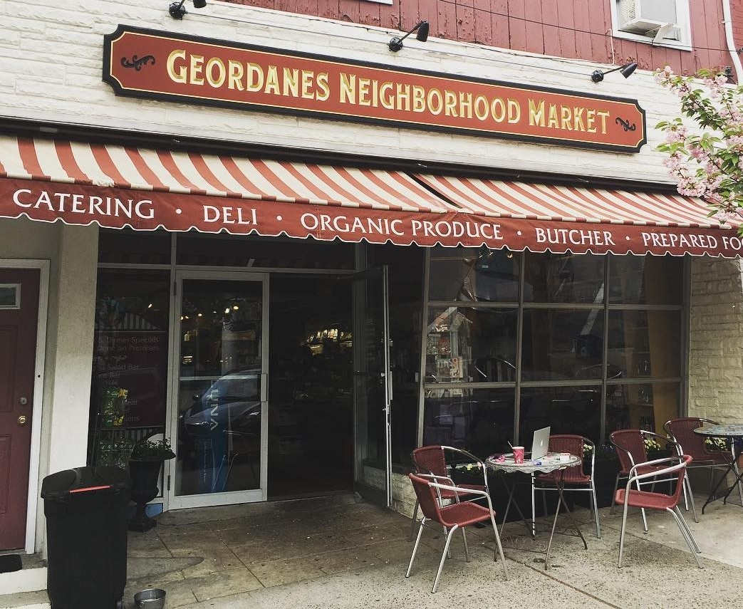 Geordanes Market!