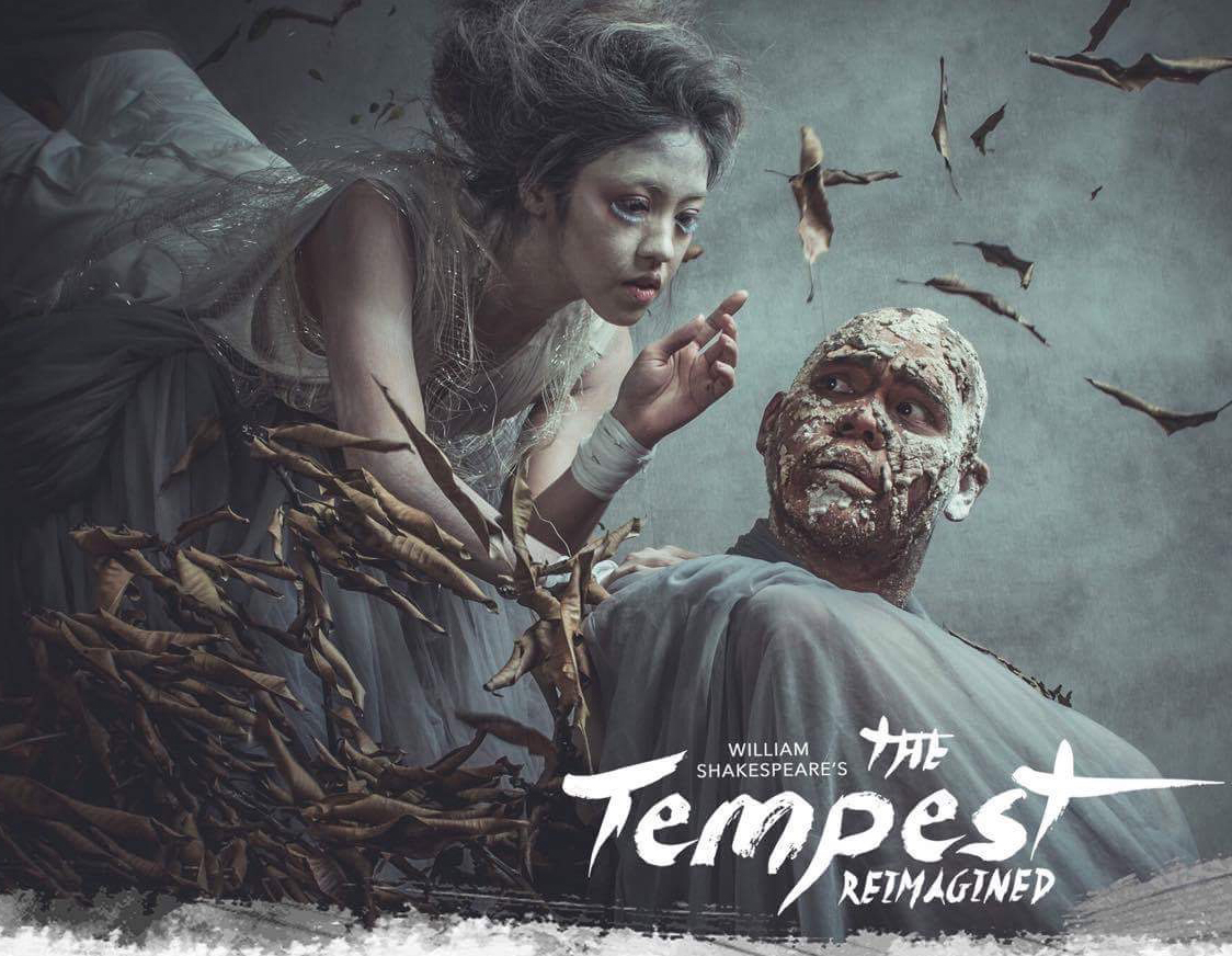 THE TEMPEST REIMAGINED