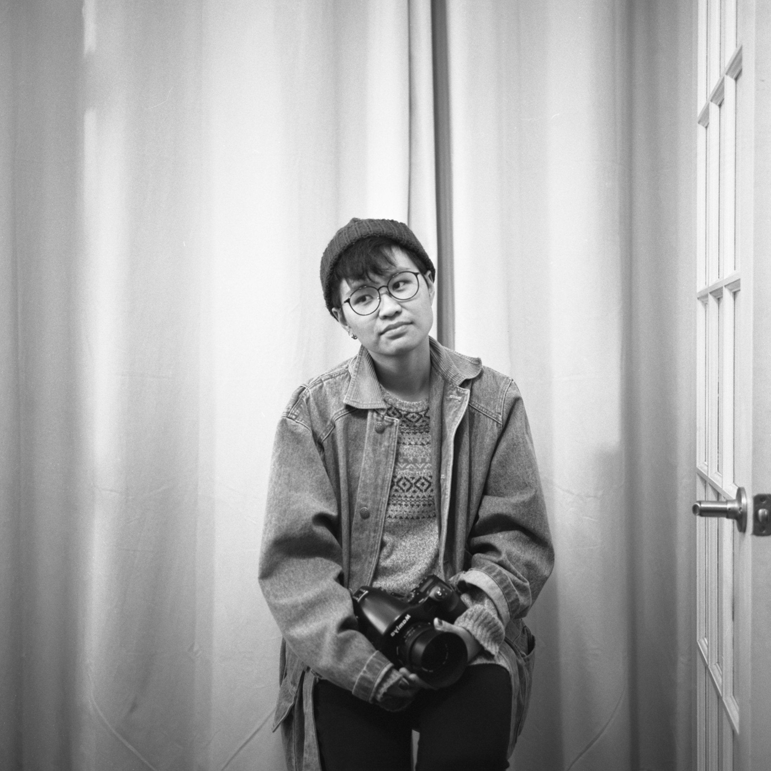 Mengwen Cao, Thanksgiving Day, Brooklyn, New York, November 24, 2016