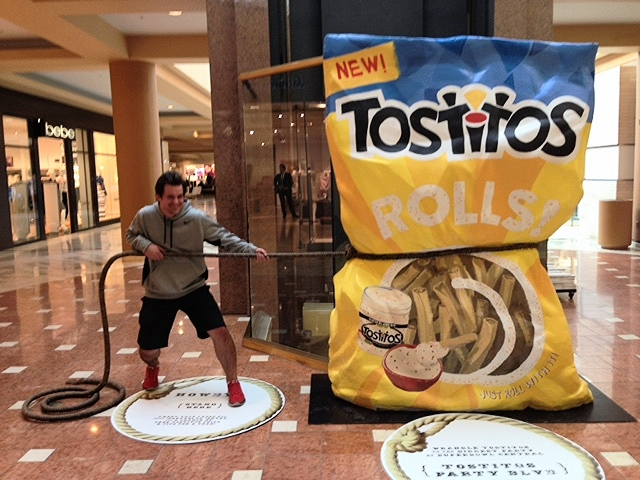Tostitos Rolls Giant Bag