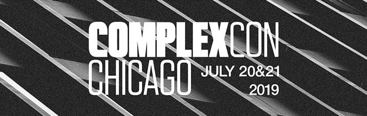 ComplexCon Chicago - Clients - Complex, Kicks 4 The City, Old Spice, Amazon, Faze Clan, Uber Eats, HotOnes