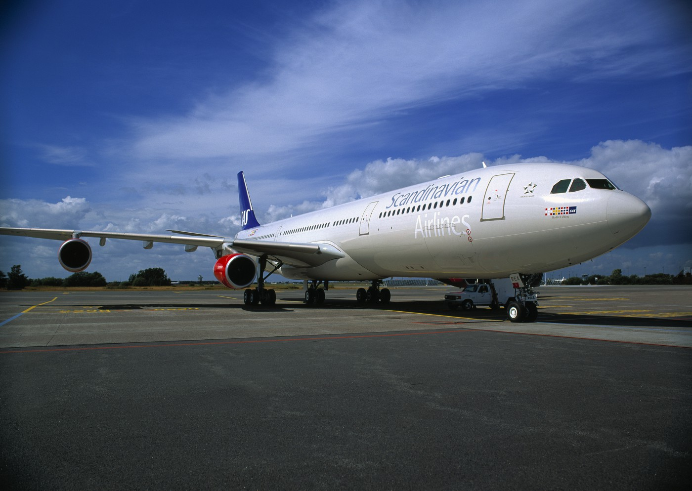 SAS EuroBonus could be a quick way for you to earn Star Gold status. - Image courtesy of SAS