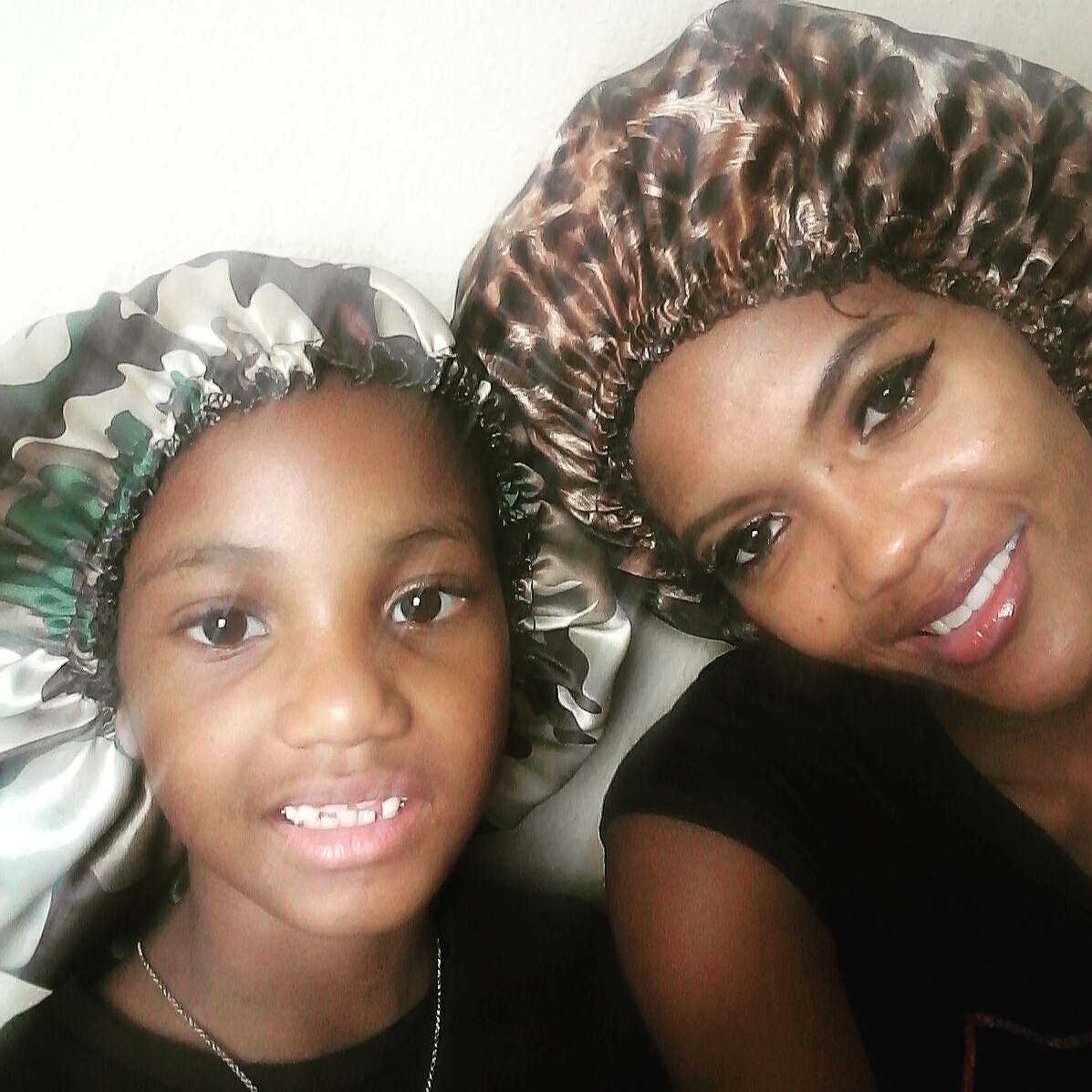 Mommie and Me Bonnets