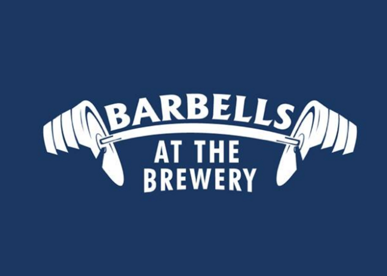 Barbells at teh Brewery