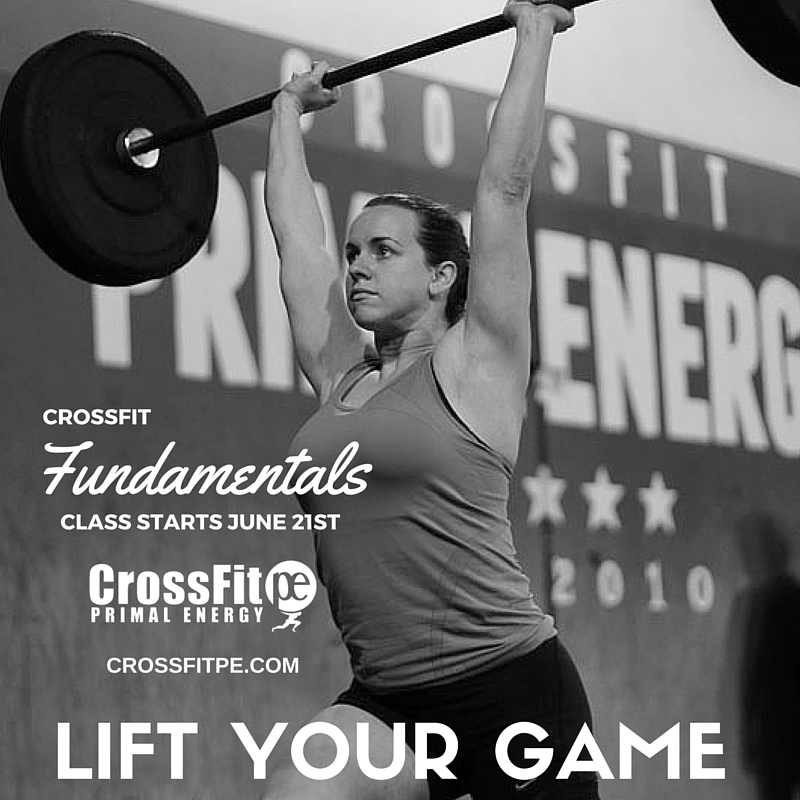 CrossFit Fundamentals - Lift Your Game - Jane
