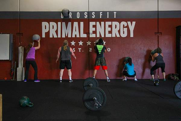 Once you step into CrossFit Primal Energy, you'll realize you're surrounded by a group of supporting people. Heck, we all asked ourselves what's CrossFit? ... how hard are the workouts? what will happen at my first CrossFit class? - we soon learned the important part is just getting started.