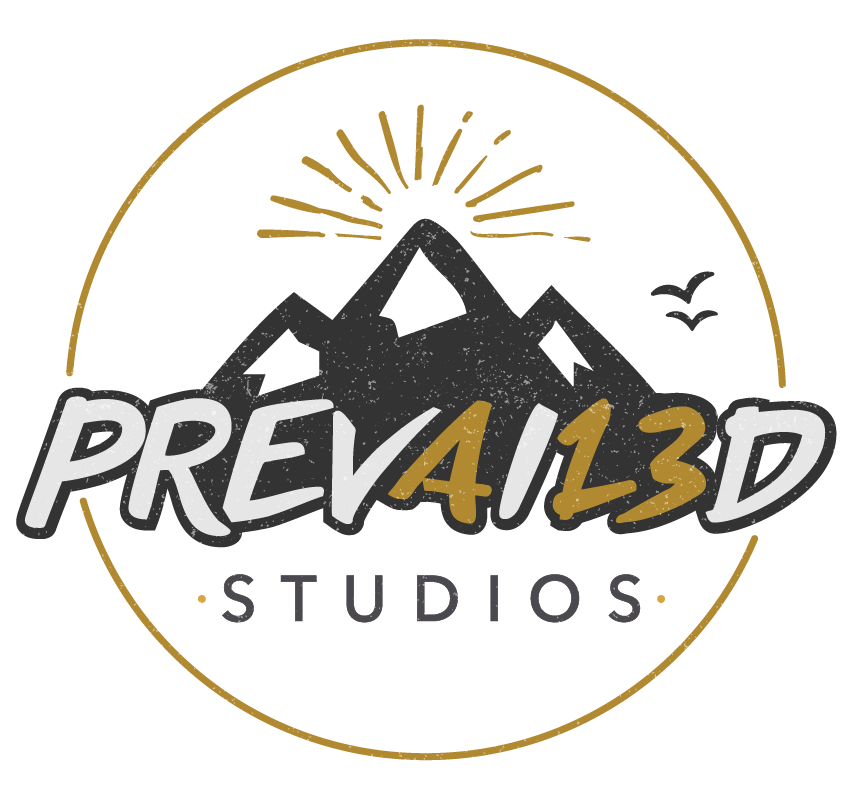 """Version Two:  with this version we tried to give the original logo a more flat look. we also thought by adding the circle it would ground the design a bit more. However, now it was starting to look a bit to """"Cartoony"""", which wasn't the style we were going for. So again... back to the drawing board."""