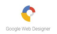 Google Web Designer   gives you the power to create beautiful, engaging HTML5 content. Use animation and interactive elements to bring your creative vision to life, and enjoy seamless integration with other Google products, like Google Drive, DoubleClick Studio, and AdWords.