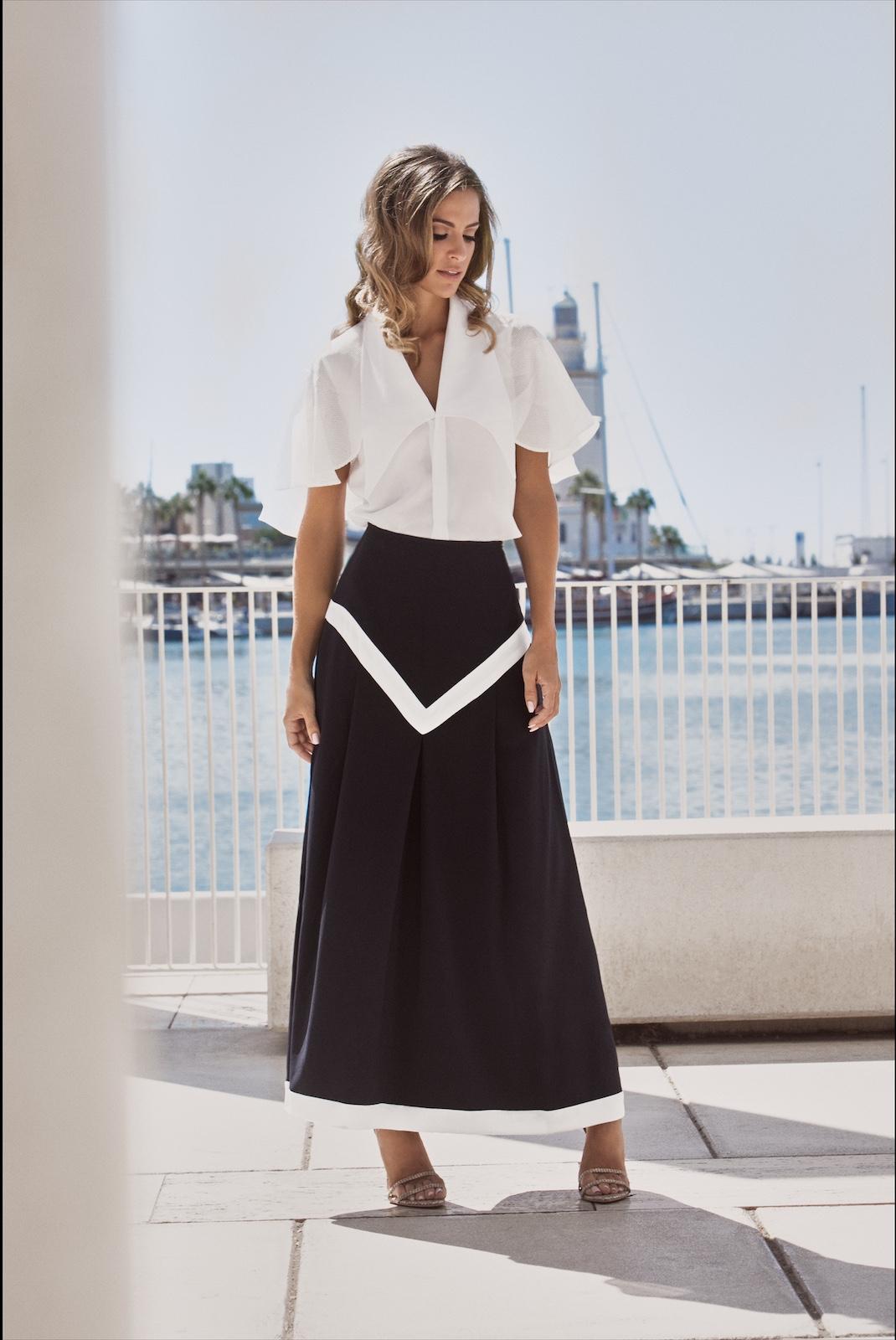 Riviera Top / Nautical Skirt