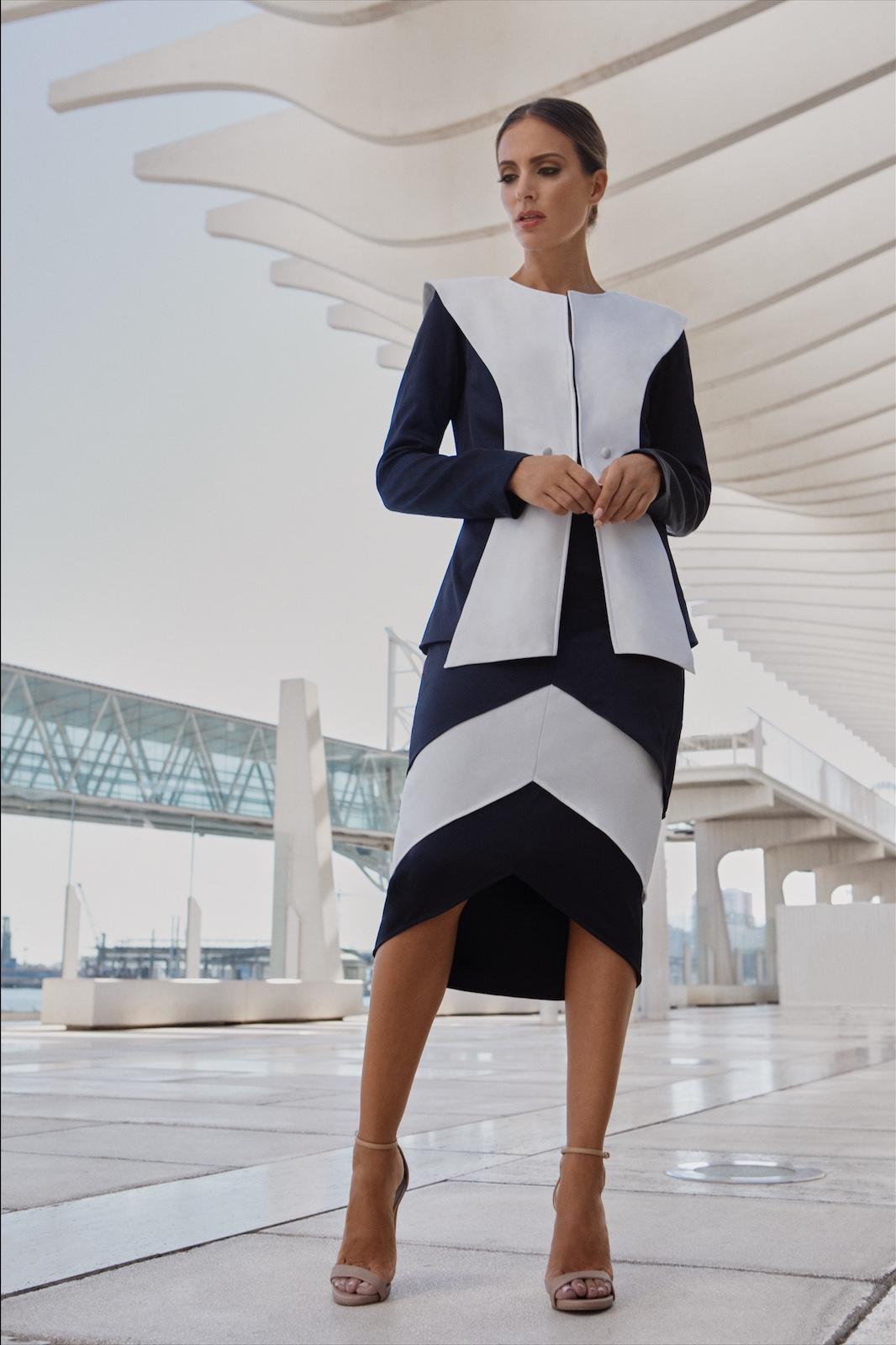 Le Capitan Jacket / Shell Skirt