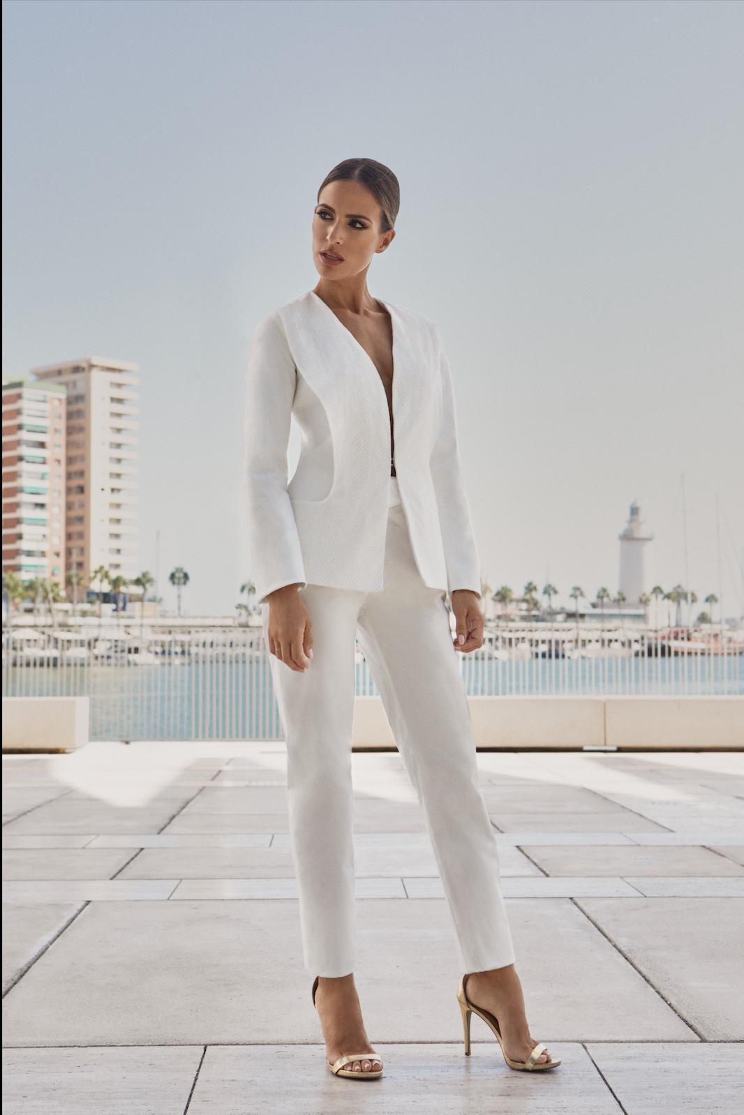 Admiral Jacket / Shell Slim Pants