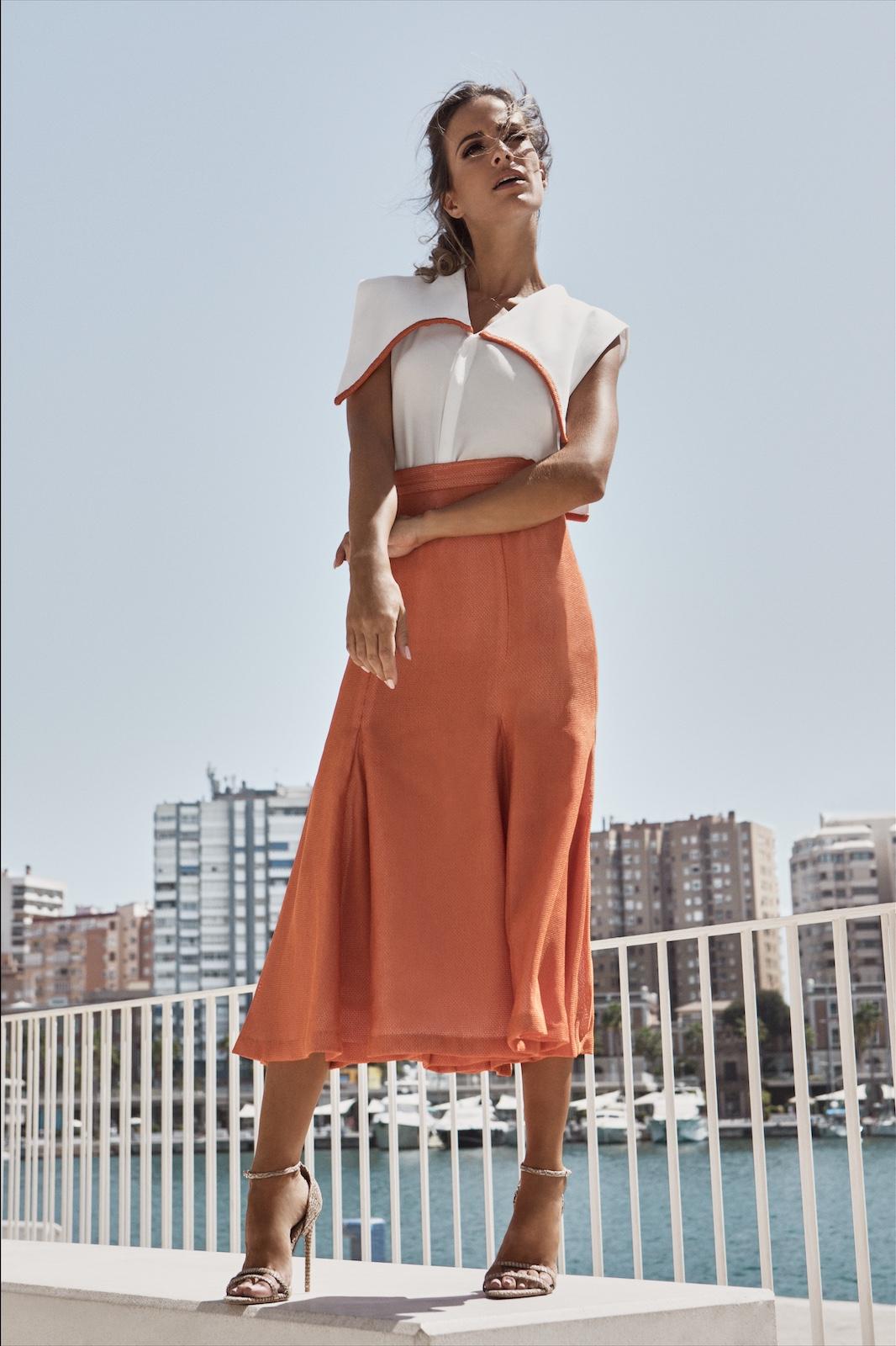 Sailor Top / Riviera Skirt