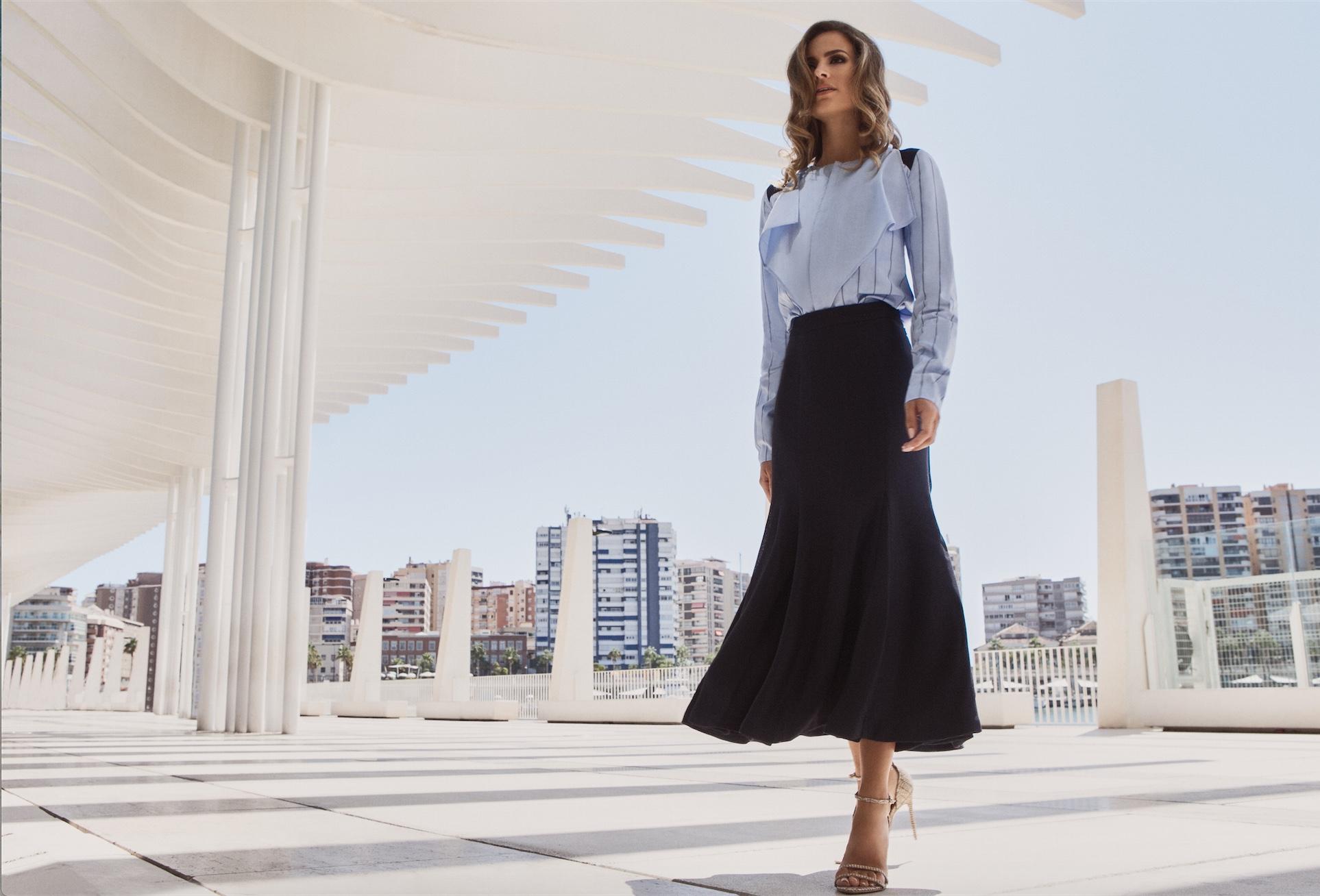 Nautical Shirt / Riviera Skirt