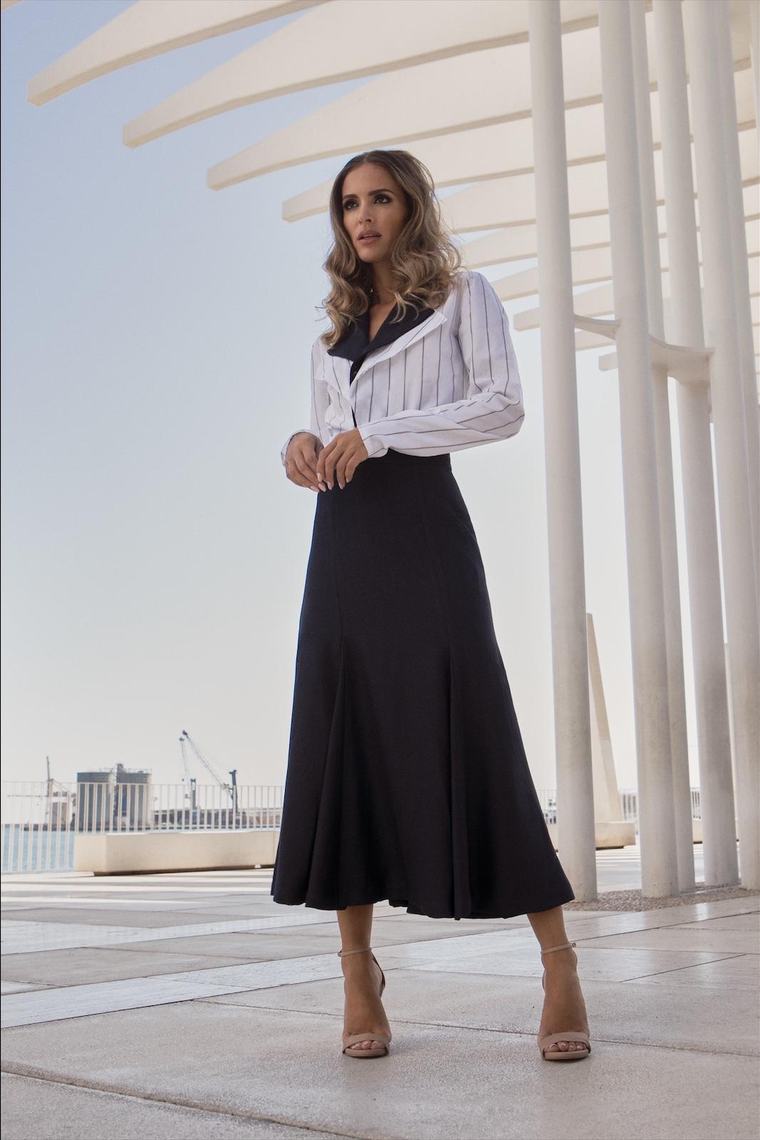 Anchor Top / Riviera Skirt