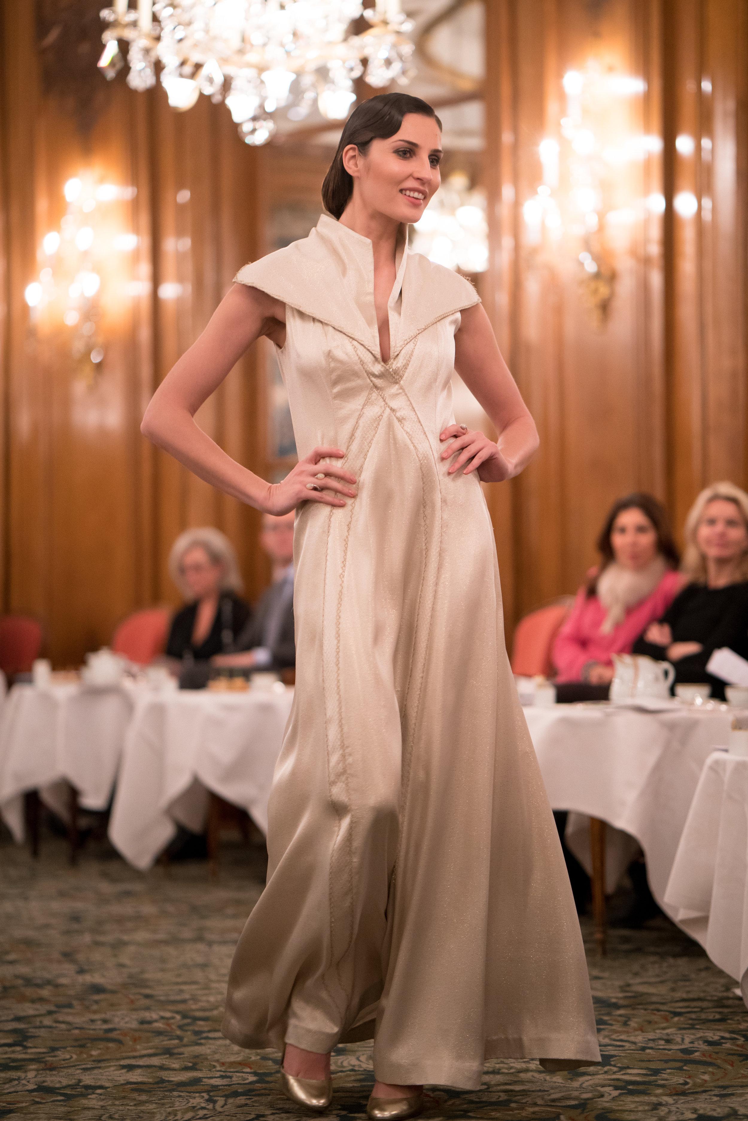 Tux Gown