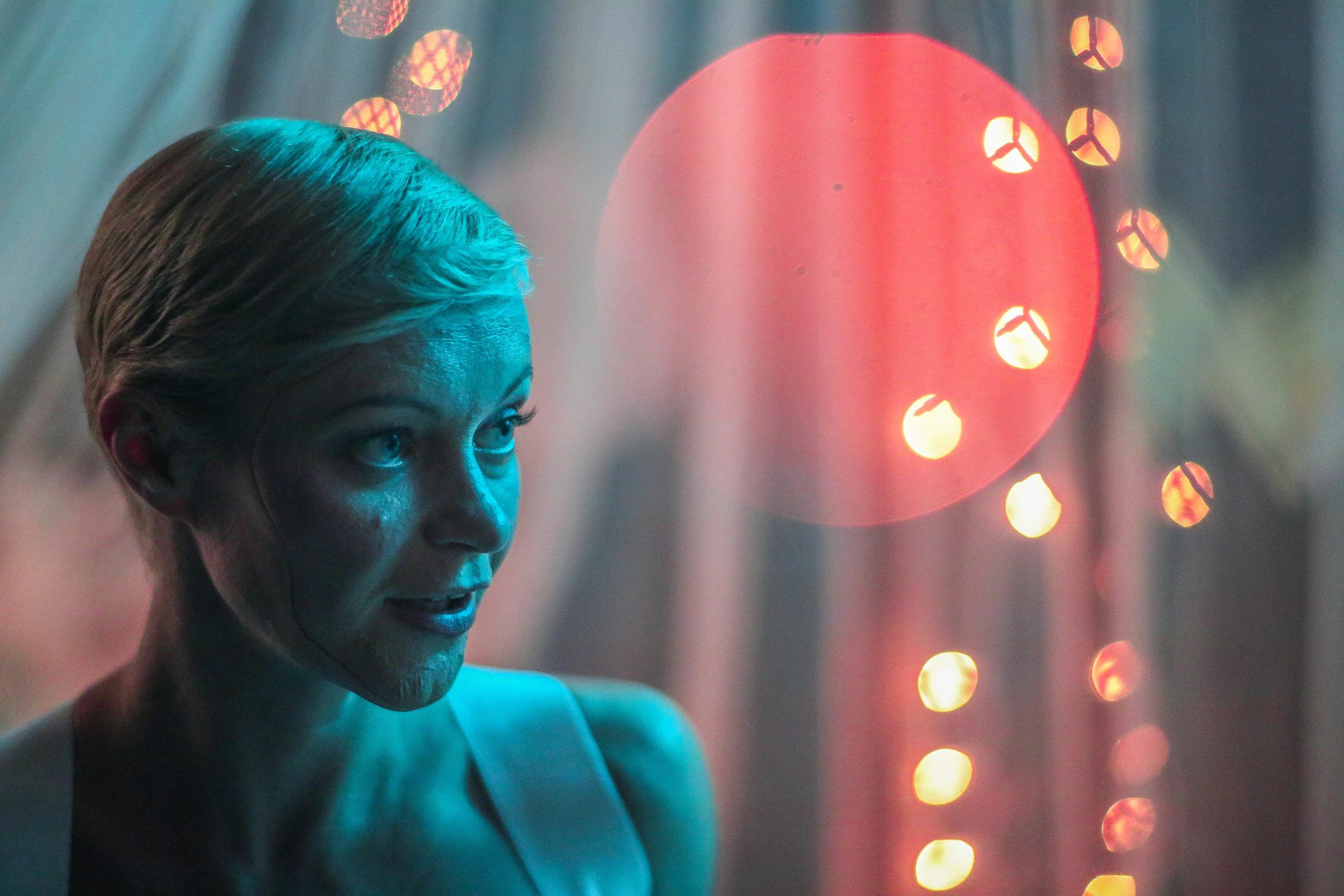 Kestrel Leah as Andromeda. Photo credit Di Wei.