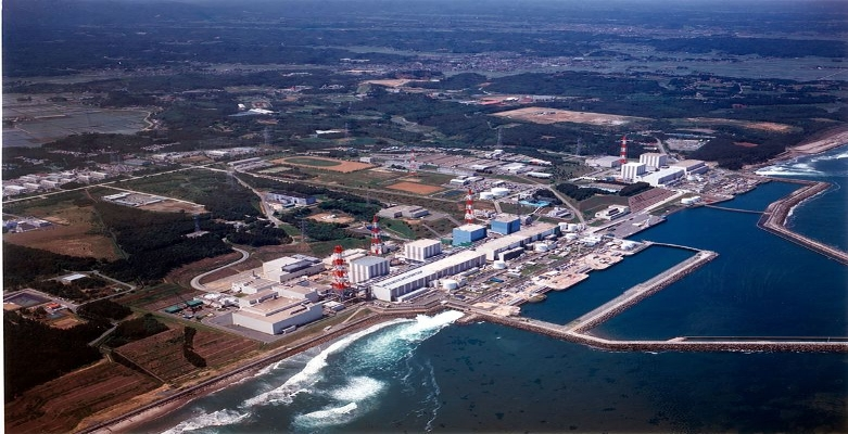 The Fukushima Nuclear Power Plant