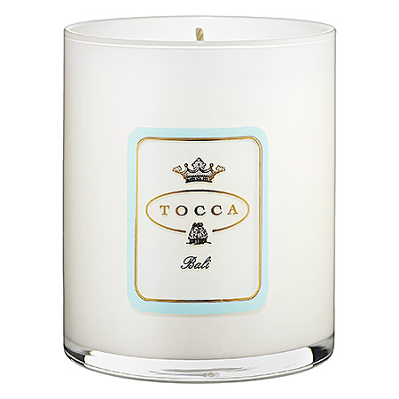 Tocca Scented Candle in Bali ($38)