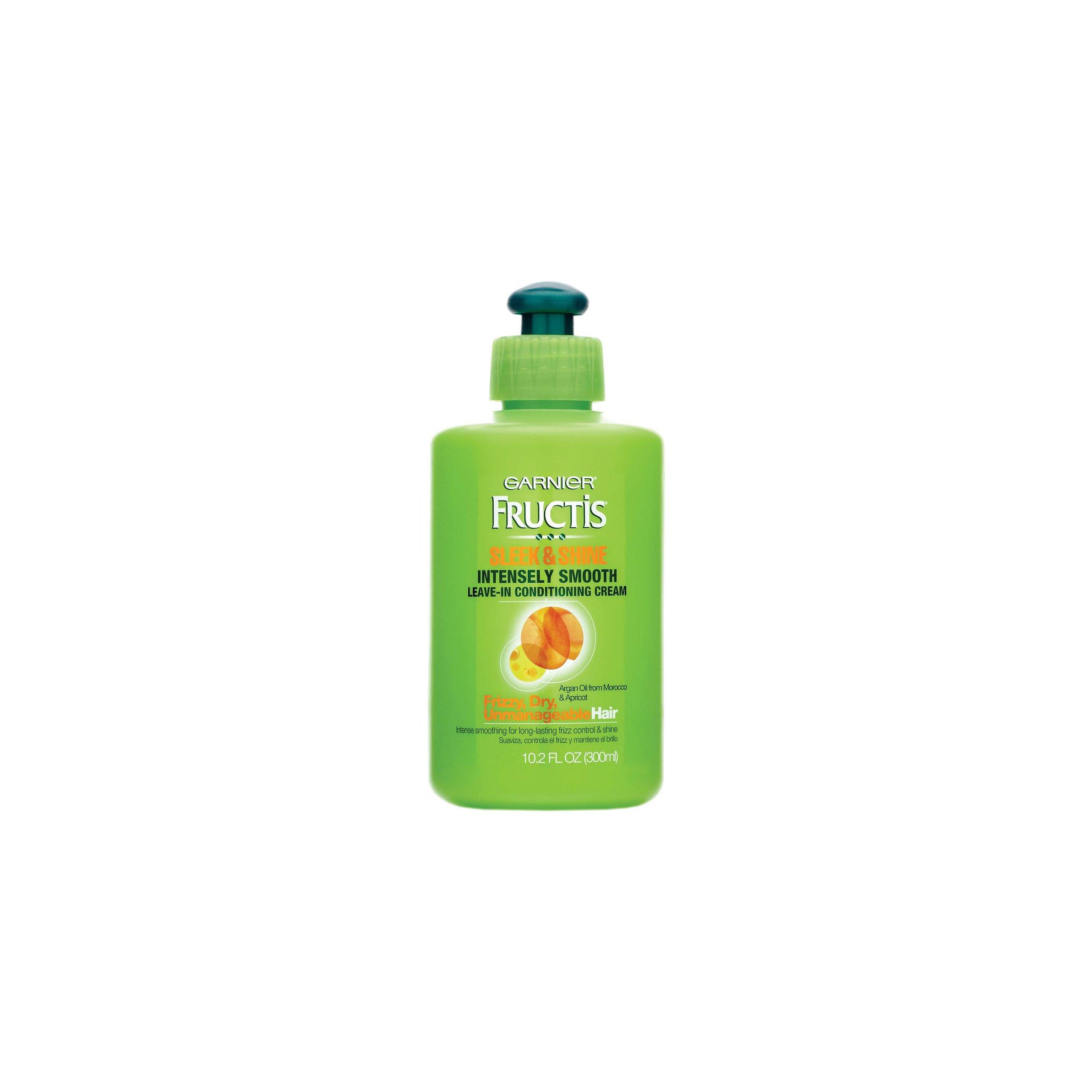 Garnier Sleek & Shine Intensely Smooth Leave-In Conditioning Cream ($4)