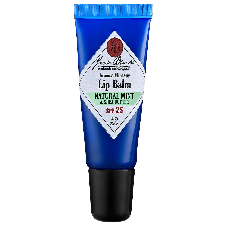 Jack Black Intense Therapy Lip Balm SPF 25 ($7.50)