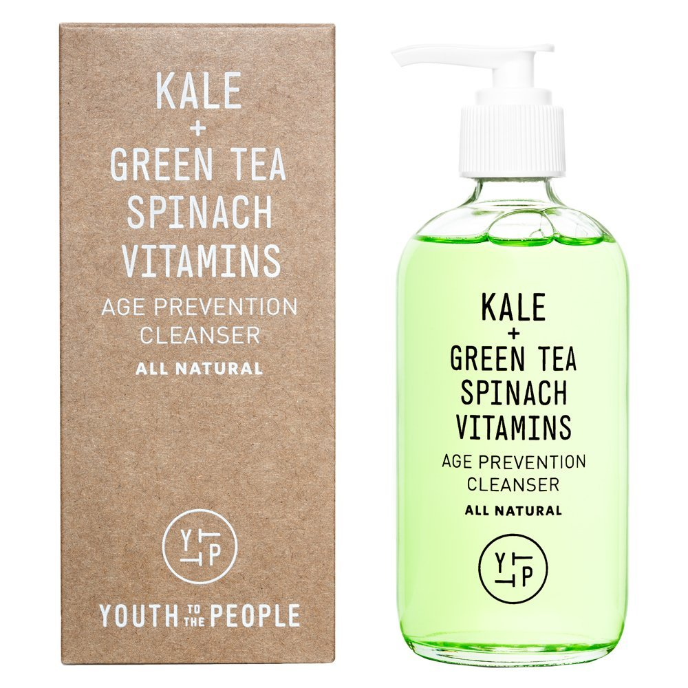 Youth To The People Age Preventing Cleanser ($36)