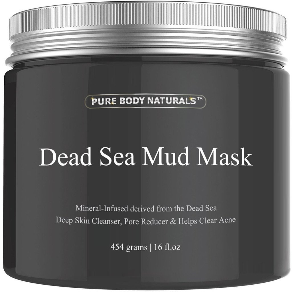 Pure Body Naturals Dead Sea Mud Mask ($15)