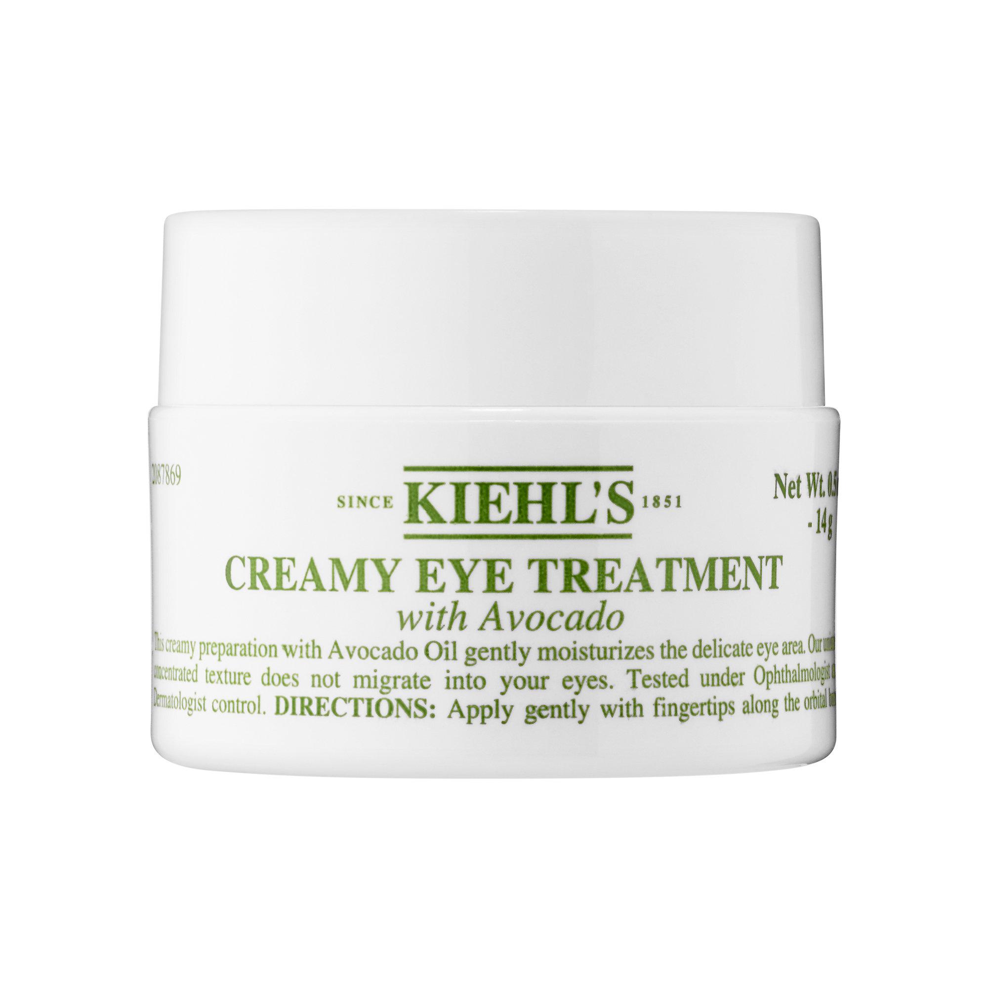 Kiehl's Creamy Eye Treatment with Avocado ($48)