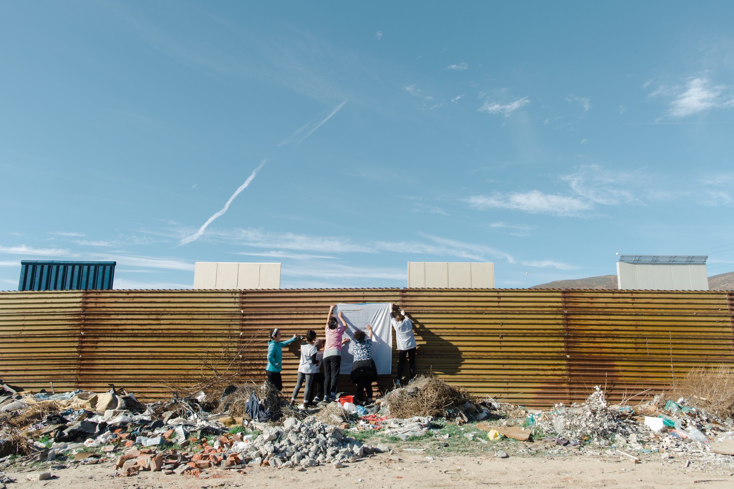 AMERICA'S WALL - AMBOS PROJECT