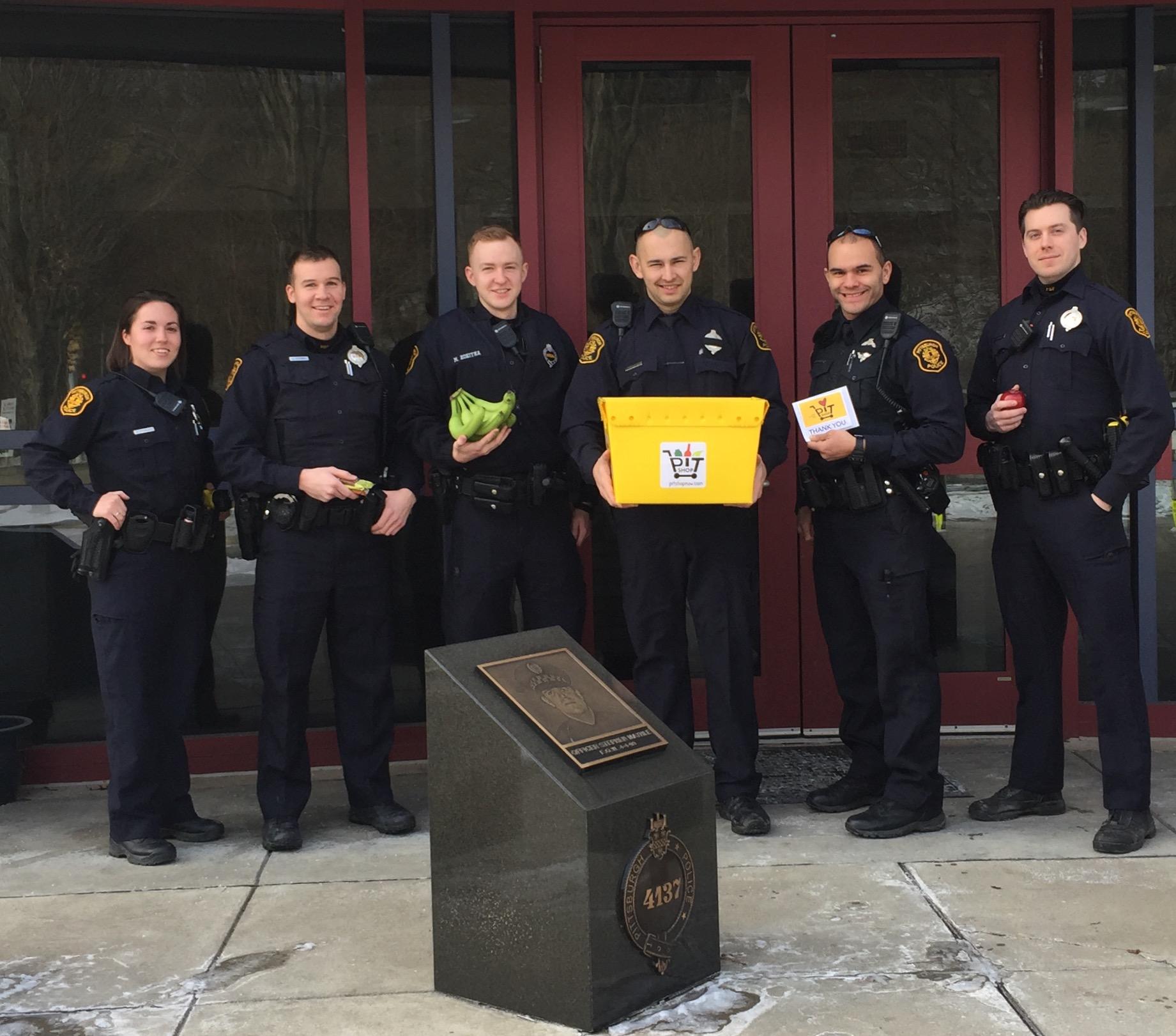 officers PITshop
