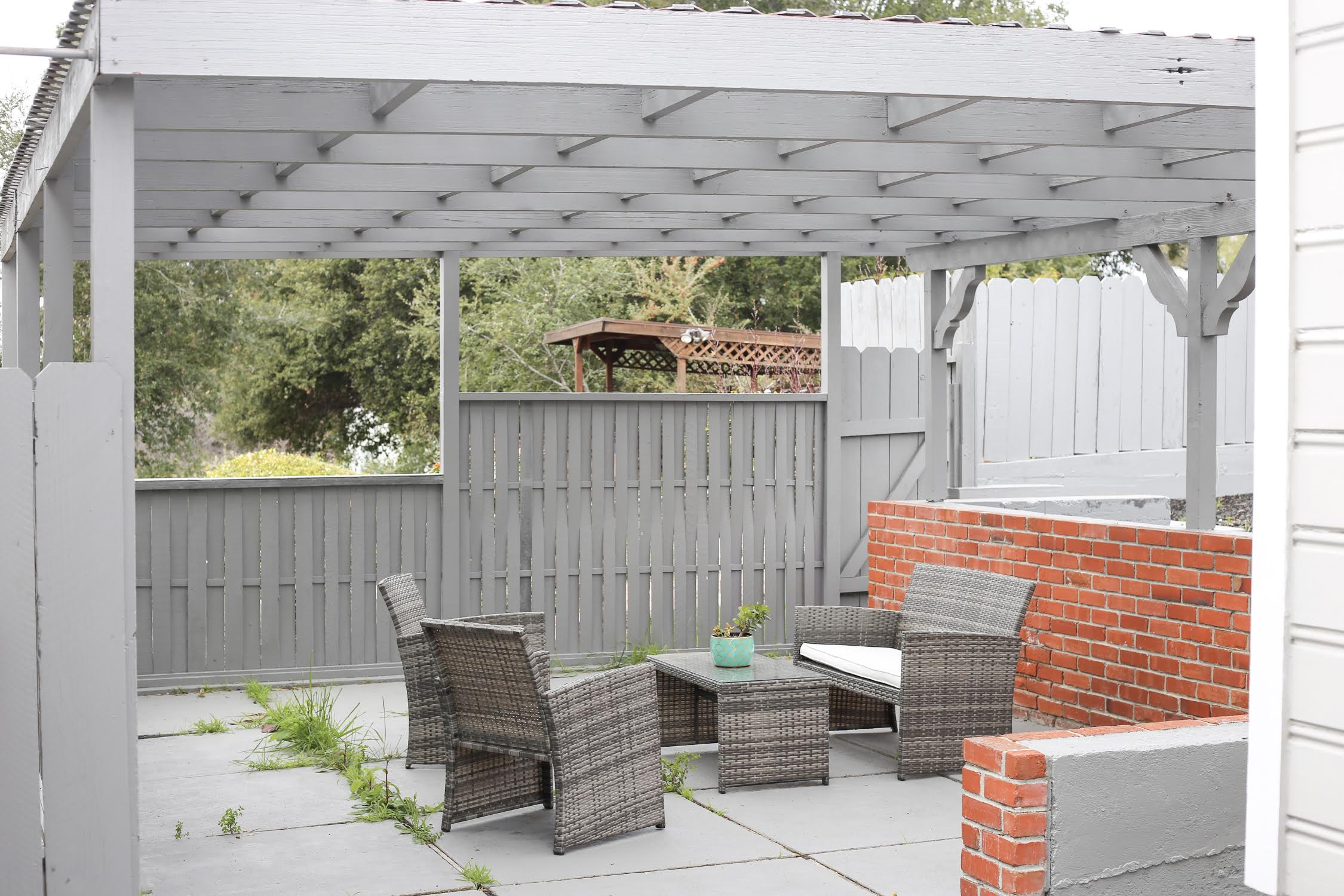 Designing My Backyard Ashley Maree