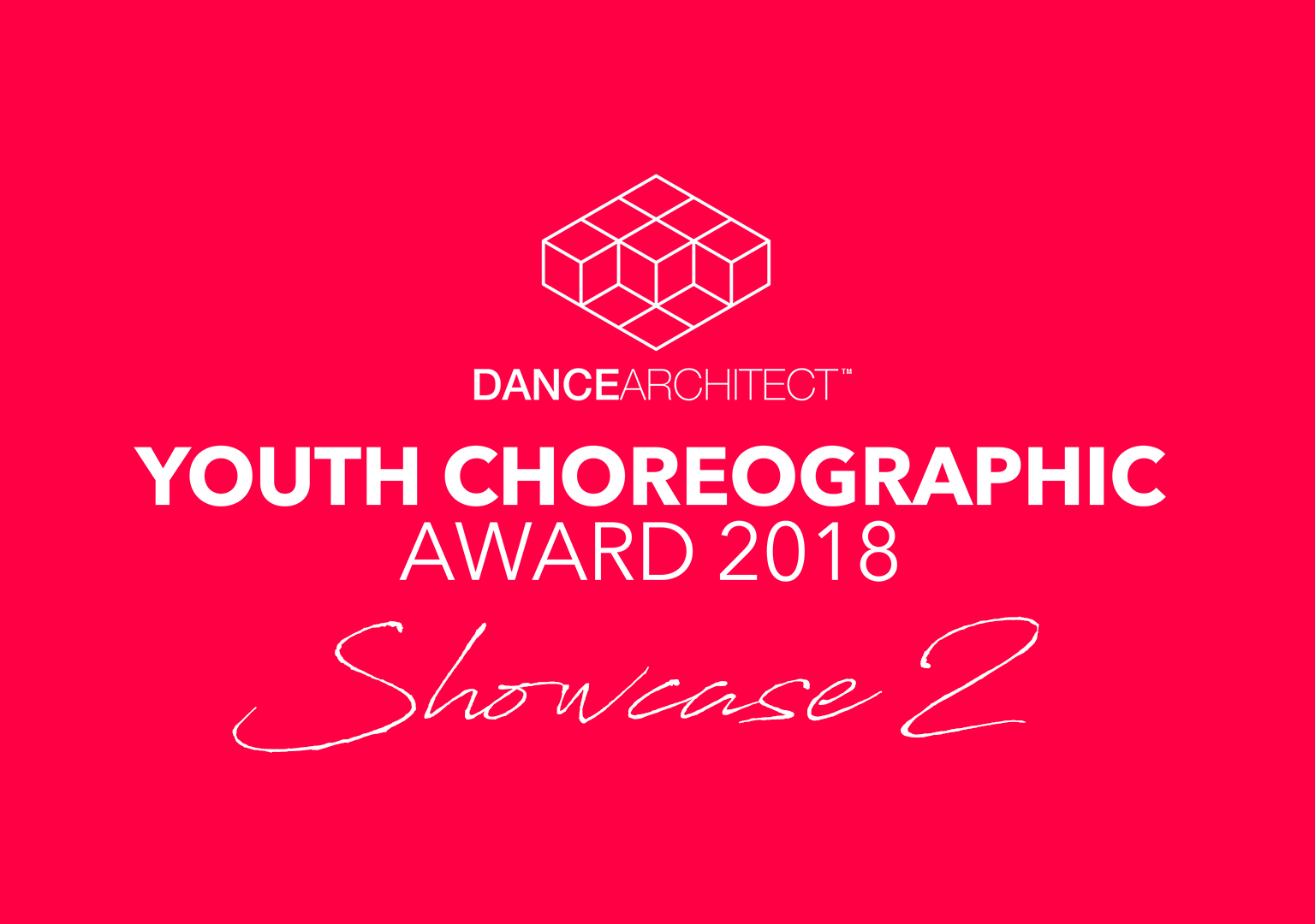 Over 21 Showcase: 2nd October 2018, 2pm