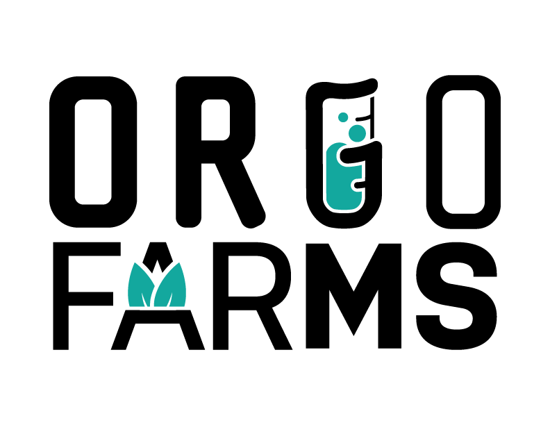 Orgo Farms Logo Concept