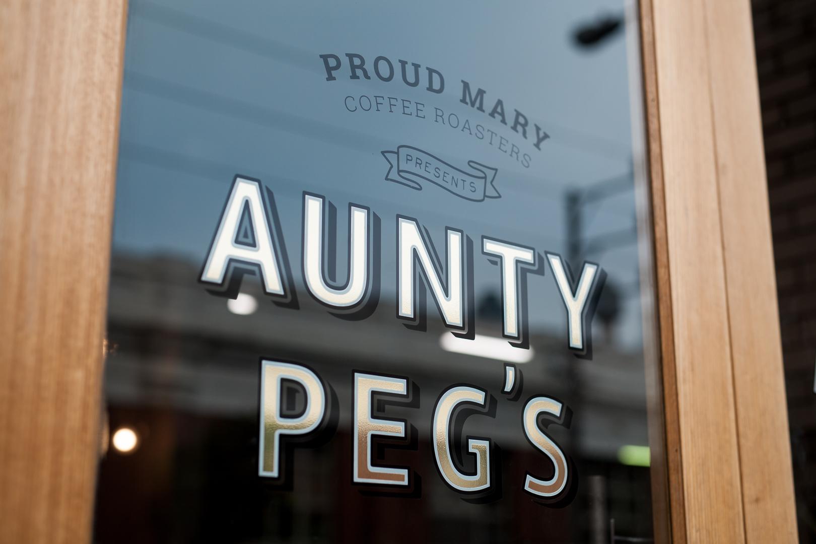 Aunty Peg's