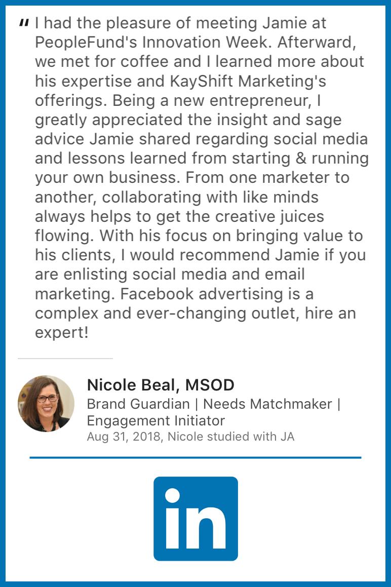 Nicole Beal LinkedIn review.jpg