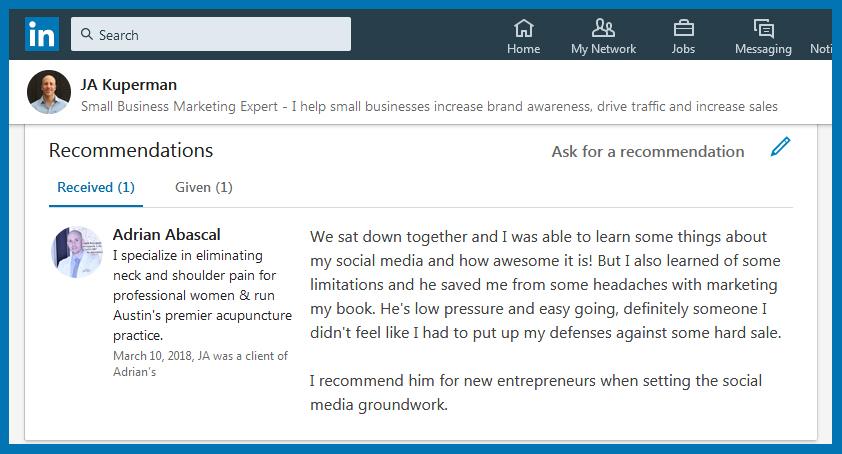 Adrian Abascal LinkedIn review 2.jpg