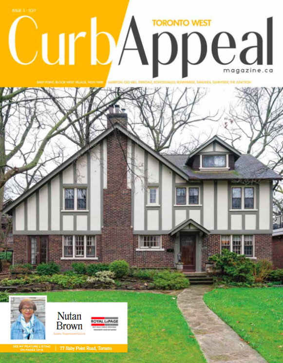 Curb Appeal Magazine Cover