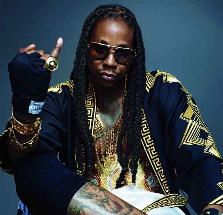 """Two Chains real name is Tauheed Epps. His original stage name was Tity Boi. He wanted something a little more """"family friendly"""". He ended up going with two chains to symbolize his second chance in the music industry after his first attempt with the group called  Playaz Circle ."""