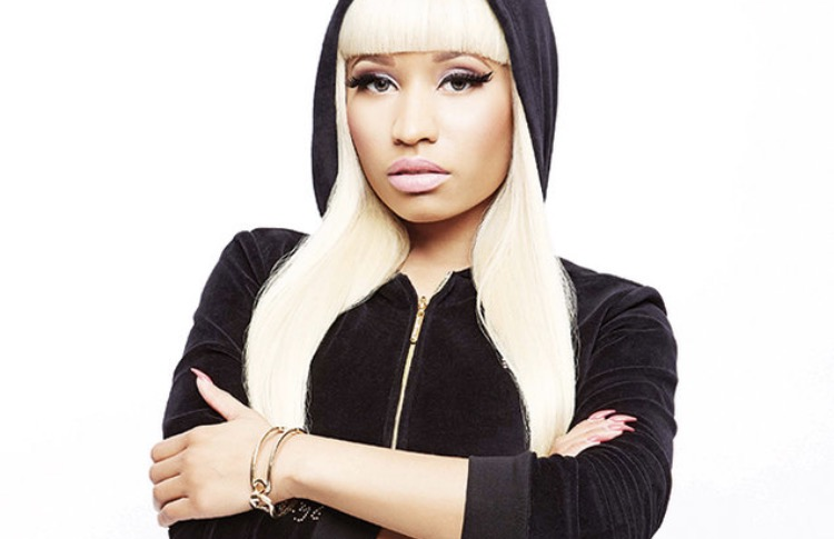 Nicki Minajgoes by the real name Onika Tanya Maraj. One of the first productions guys she worked with changed her name to Minaj and she hated it. It stuck after that and became a stage name but she bans any family or friends from calling her that. At home she goes by Nikki or Cooky.