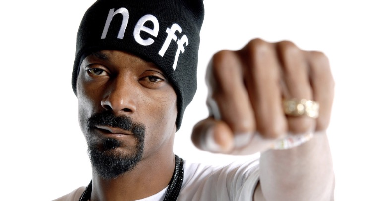 Snoops name was inspired by his mom. His birth name is Cordozar Calvin Broads but when he was younger his mom joked he looked like Snoopy from the Peanuts. It stuck and he tagged on Doggy Dog to fit his Doggy Dog style.