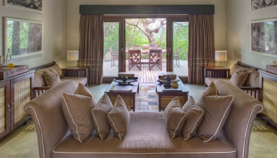 phinda living room