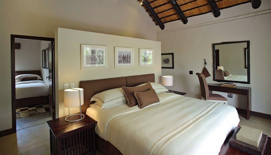 phinda bedroom