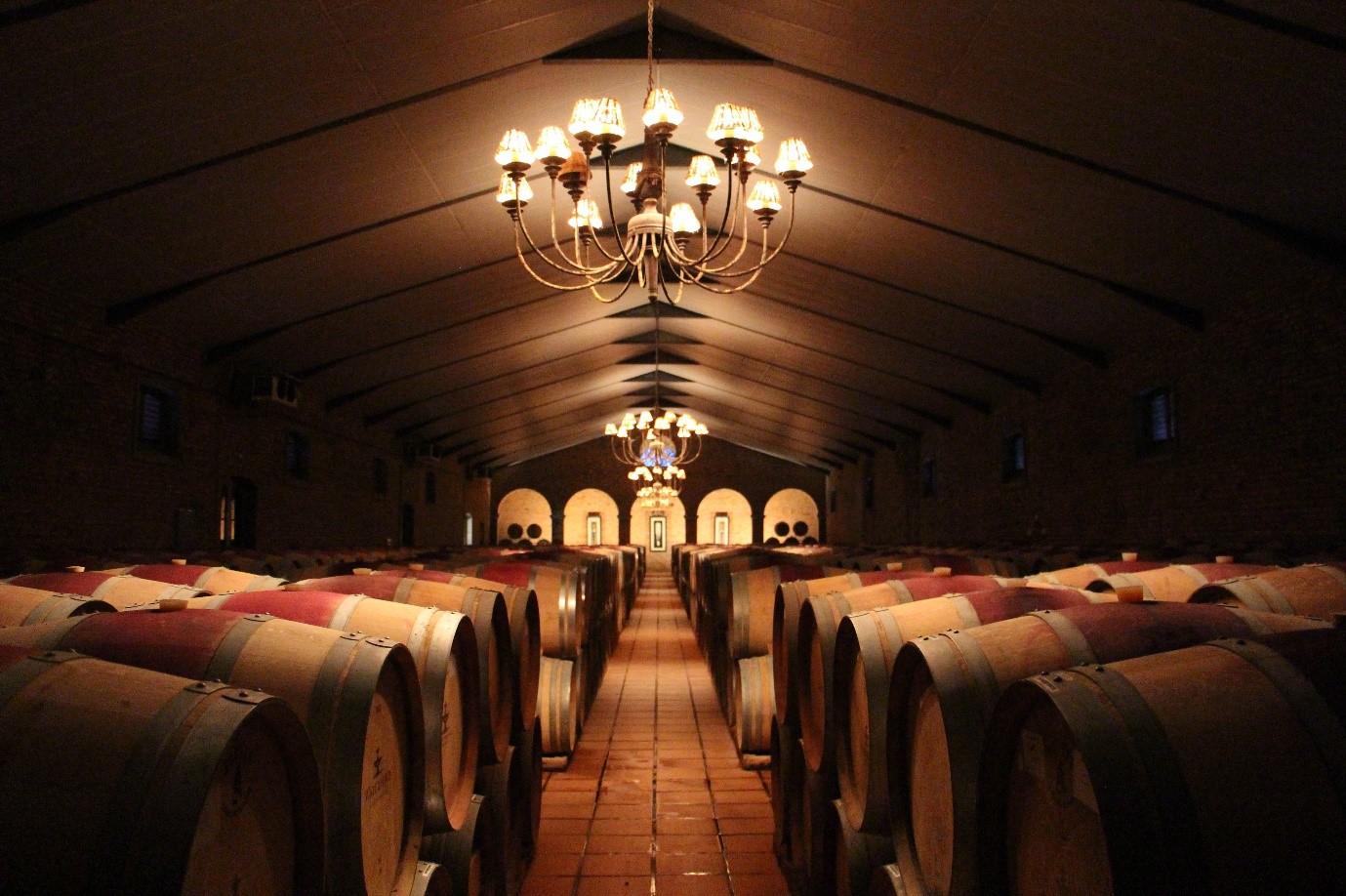 waterford estate cellar