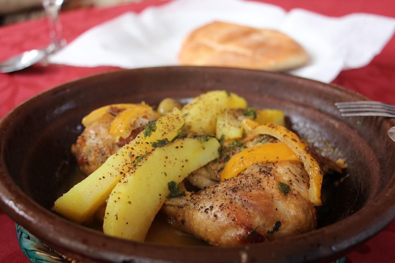 tagine chicken